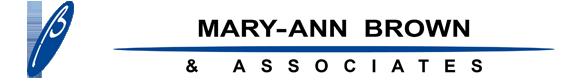 Mary-Ann Brown & Associates